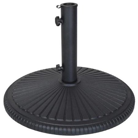 Oakland Living Corporation Heavy Duty Cast Iron 50 lb Umbrella Stand ()