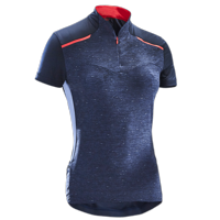 Triban by DECATHLON - Women's Short-Sleeved Cycling Jersey 500