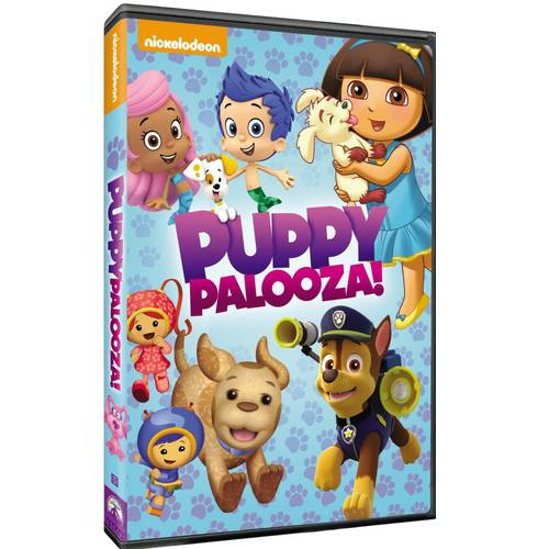 Nickelodeon Favorites: Puppy Palooza! (DVD)