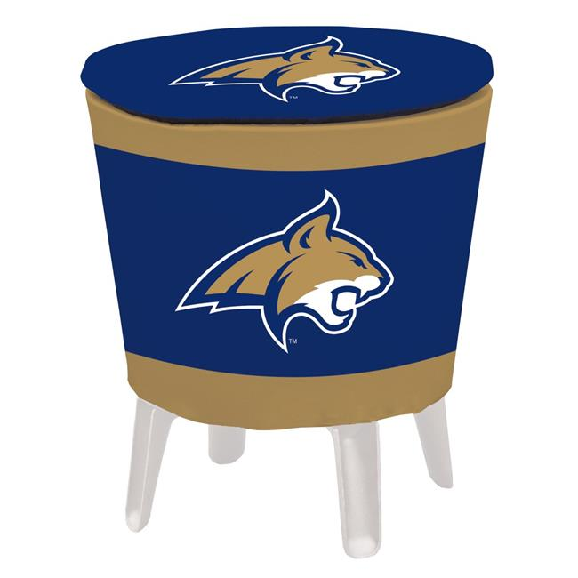 Victory Corps 810024MTST-003 NCAA Event Cooler Table Montana State - No.003
