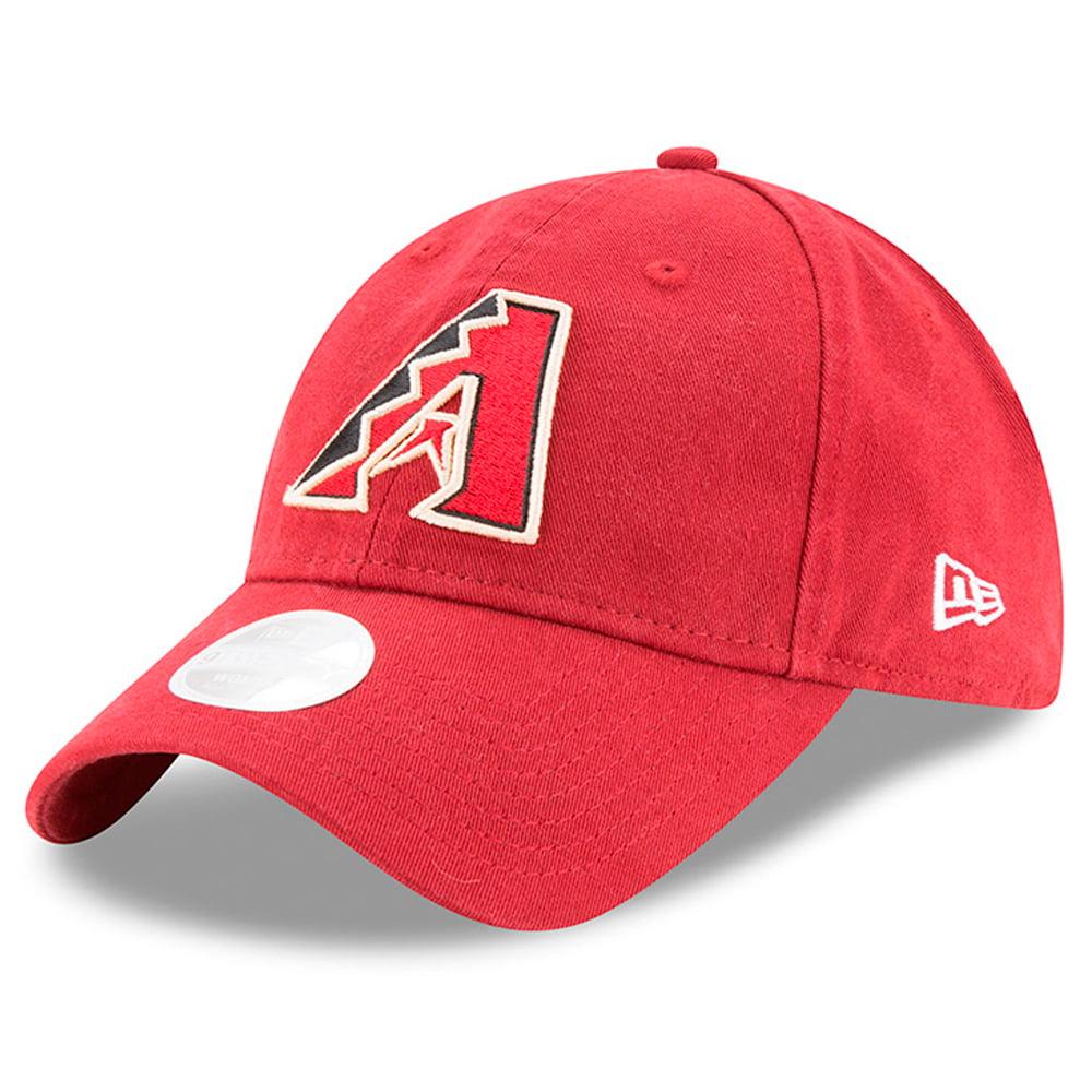 New Era Arizona Diamondbacks Women's Red Preferred Pick 9TWENTY Adjustable Hat - OSFA