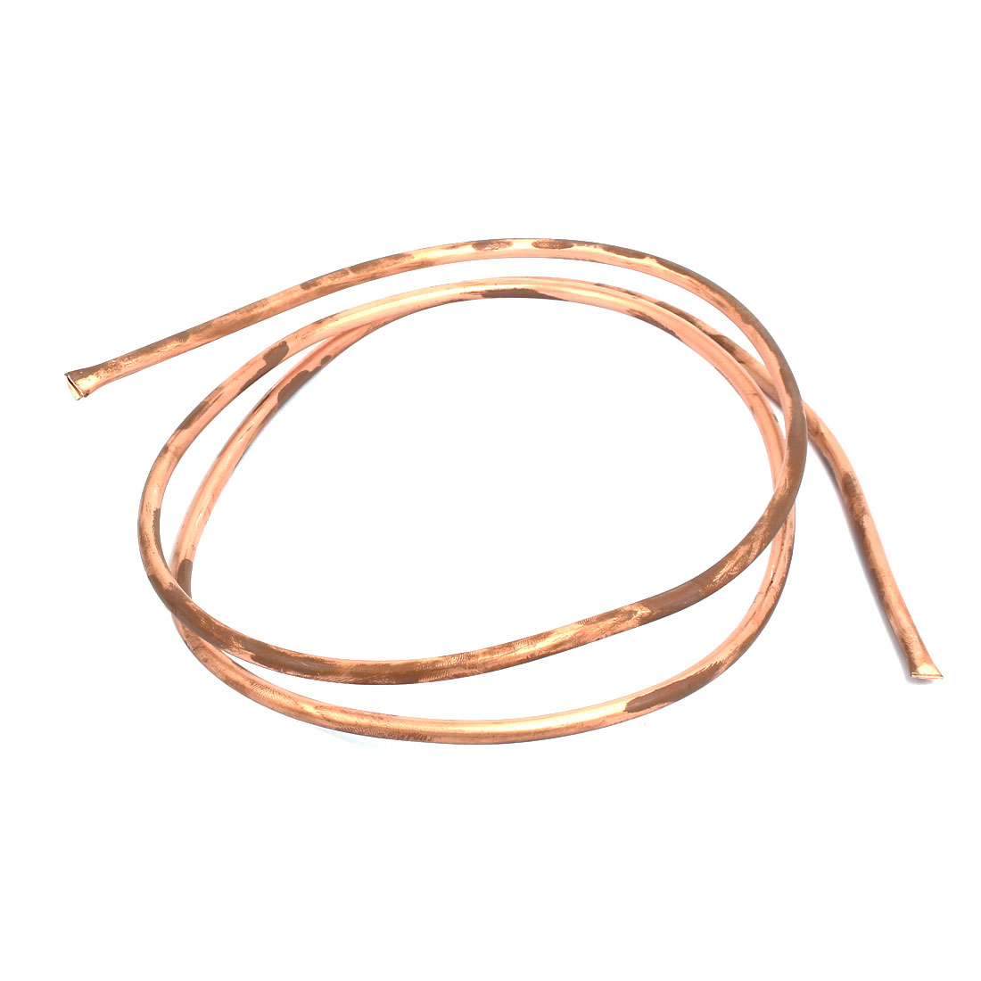 6mm Outer Dia 5 Foot Length Refrigerator Copper Tube Coil