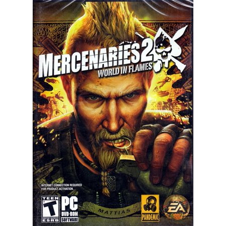 Mercenaries 2: World in Flames (PC Game) Payback, Mercenaries (Mercenaries 2 World In Flames Pc Mods)