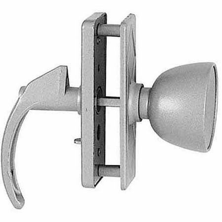 (Stanley Hardware 748258 Aluminum Screen and Storm Door Latch Knob)