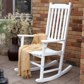 Magnificent Mainstays Double Wood Outdoor Rocker Chair Dark Brown Onthecornerstone Fun Painted Chair Ideas Images Onthecornerstoneorg