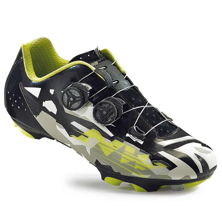 Northwave, Blaze Plus, MTB shoes, Camo/Black, 44