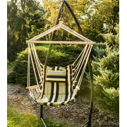 Metal Hanging Swing Chair Frame with X Base