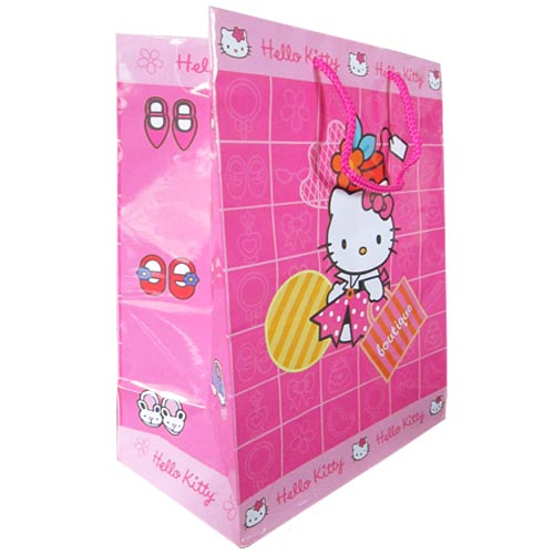 Birthday Bag Brand New! Gift Bag Hello Kitty Drawstring Bag