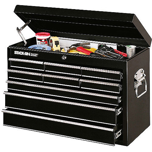 Stack-On SPC-1209 9-Drawer Top Chest - Walmart.com