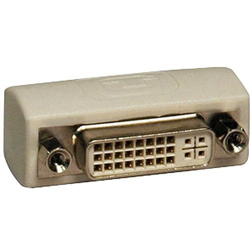 Tripp Lite P162-000 DVI-I/F to DVI-I/F Compact Gender Changer
