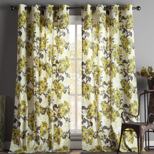 DR International Etta Single Curtain Panel