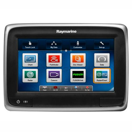 RayMarine  a78 Wi-Fi 7; MFD w/CHIRP DownVision , ClearPulse  & CPT-100 Multifunction Display