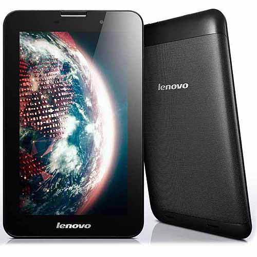 "Lenovo IdeaTab A3000 with WiFi 7"" Touchscreen Tablet Featuring Android 4.1 (Jelly Bean) Operating System, Black"