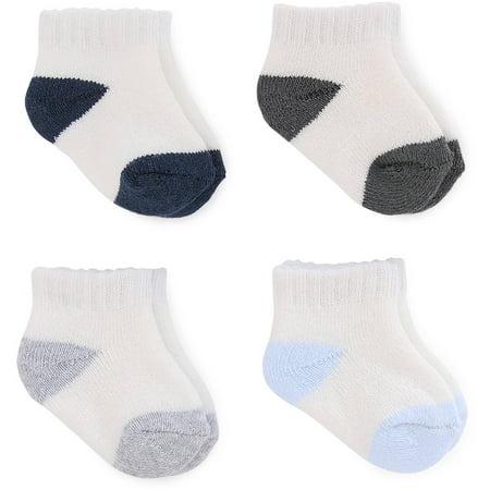 Child Of Mine By Carter S Newborn Baby Boy Ankle Socks