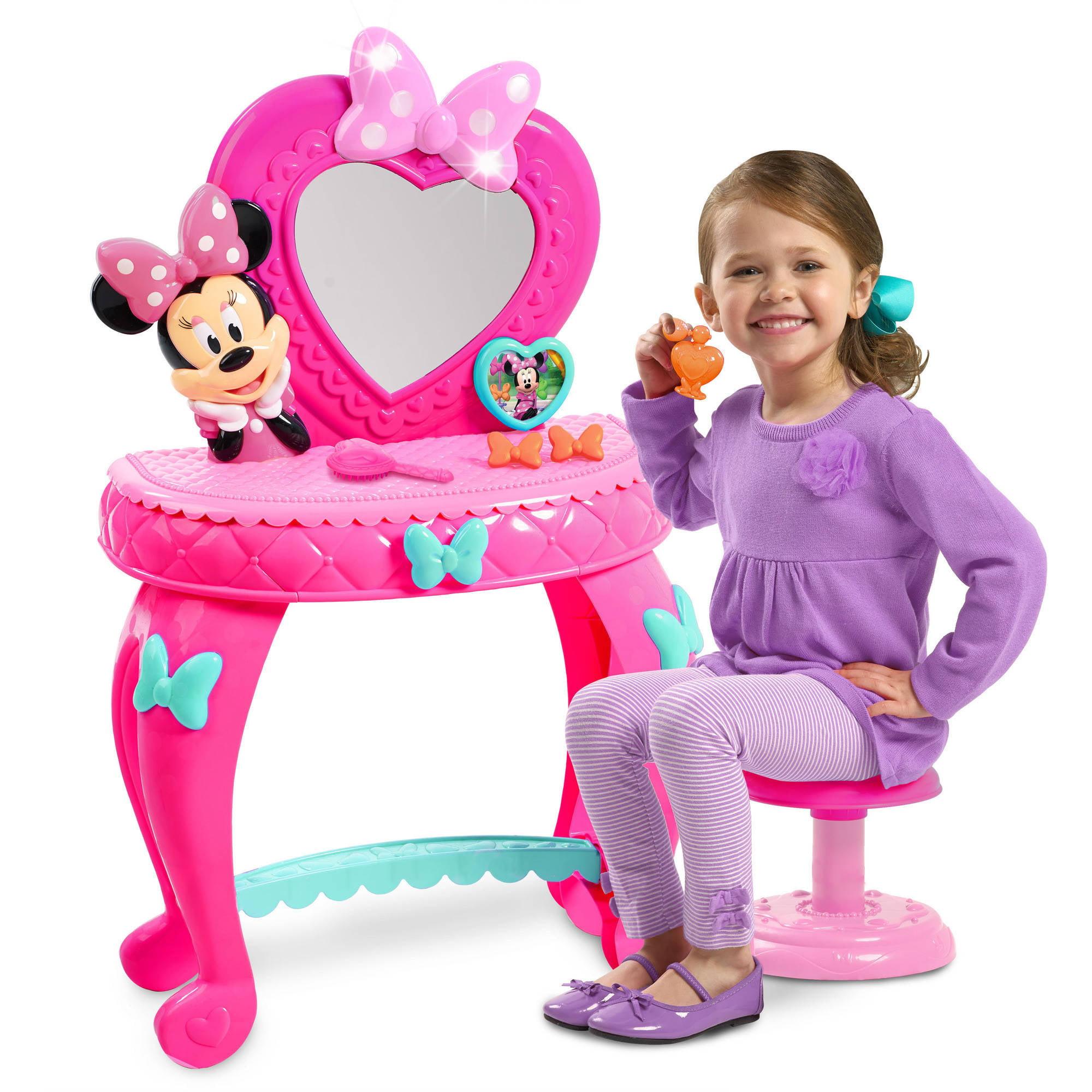 Disney Minnie Bow Tique Bowdazzling Vanity