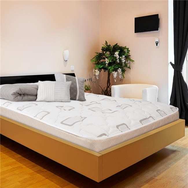 Wolf Mattress SCD-30 Sleep Comfort Back Aid Deluxe Mattress, Full Size