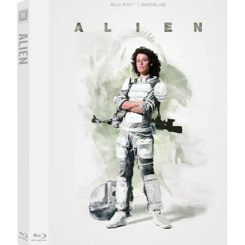 Alien (Blu-ray + Digital HD) (With INSTAWATCH) (Widescreen)