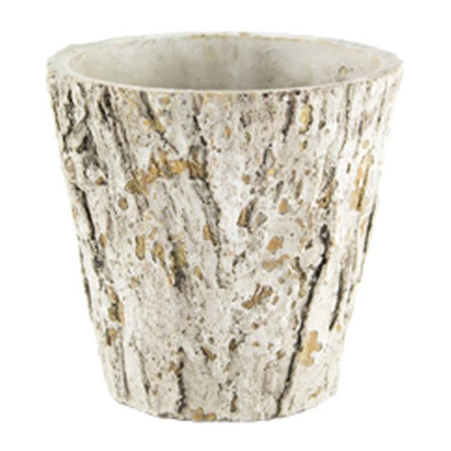 Syndicate Home & Garden 7820-04-906 4.62 in. Weathered Oak Planter - image 1 of 1