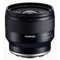 Deals on Tamron 24MM F/2.8 DI III OSD Lens for Sony FE Cameras