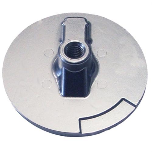 Tecnoseal Trim Plate Anode - Magnesium Flat Mercury Alpha for Engines 00820MG