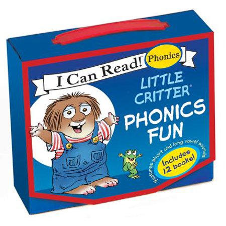 Little Critter Phonics Fun (I Spy Phonics Fun)