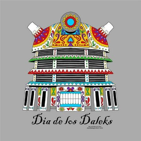 Hasbro Owd4020 M Dia De Los Daleks  44  Medium