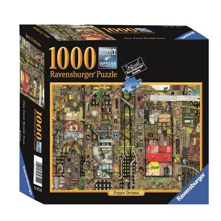 Pepper Dreams - 1000 Piece Jigsaw Puzzle - Ravensburger
