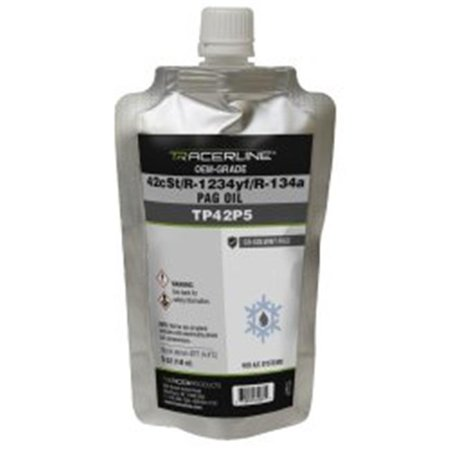 Tracer Products TRATP42P5 5 oz R-1234yf R-134a PAG Oil