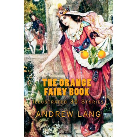 The Orange Fairy Book - eBook (Words With Aq And X In Them)