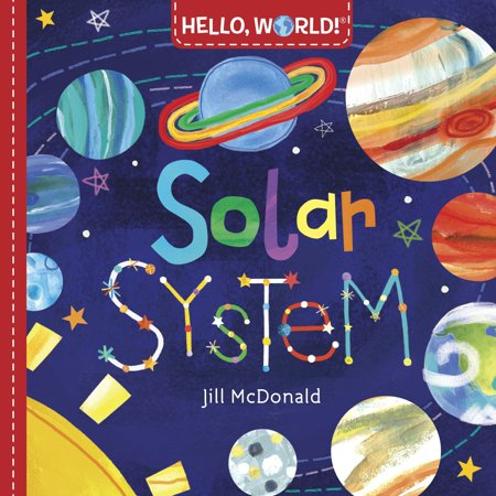 Crocodile Creek Solar System (Solar System (Board Book))