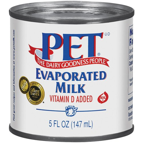 Pet Evaporated Milk, 5 oz