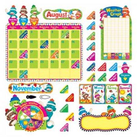Monkeys Calendar - (2 Ea) Sock Monkeys Calendar