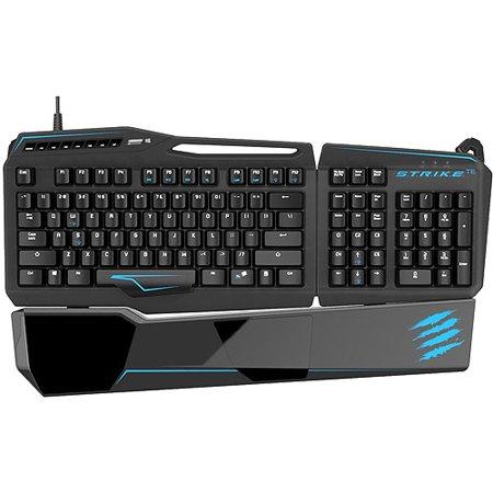 Mad Catz STRIKE Tournament Mechanical Game Keyboard PC