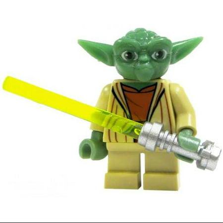 LEGO Star Wars Yoda Minifigure (Star Wars Figures Lego)