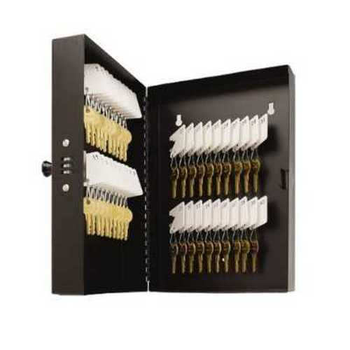 MMF 201204004 40 Key Cabinet with Combo Lock - Black
