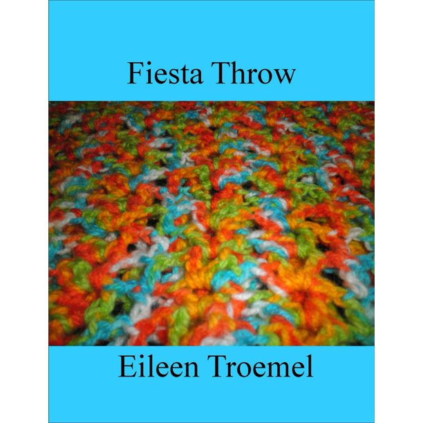 Fiesta Throw - eBook