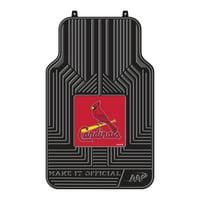 MLB St. Louis Cardinals Floor Mats - Set of 2