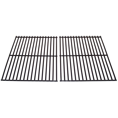 Porcelain Steel Wire Cooking Grid Replacement for Select Gas Grill Models by