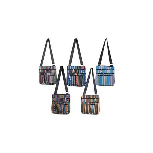 DDI 1489557 Large Cross Body Bag Crafted in Jute Material Case Of 24