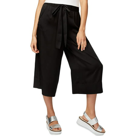 Rachel Rachel Roy Womens Palazzo Wide Leg Cropped Pants ()