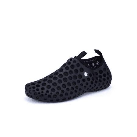 cc72b548ea74 Mens Womens Water Shoes Swimming Slippers Hollow Hole Summer Beach Sandals  - Walmart.com