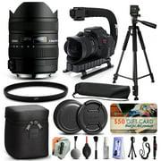 Sigma 8-16mm F4.5-5.6 DC HSM Lens Kits