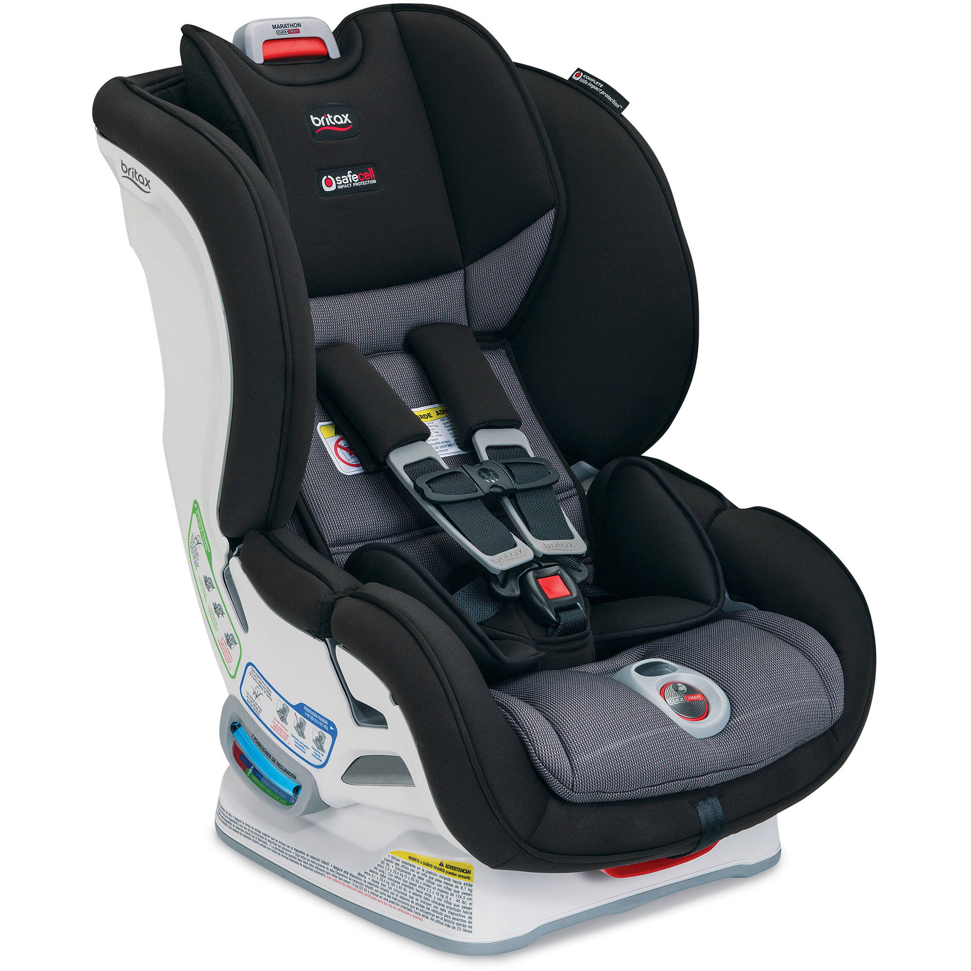 Britax Marathon ClickTight Convertible Car Seat, Choose Your Color