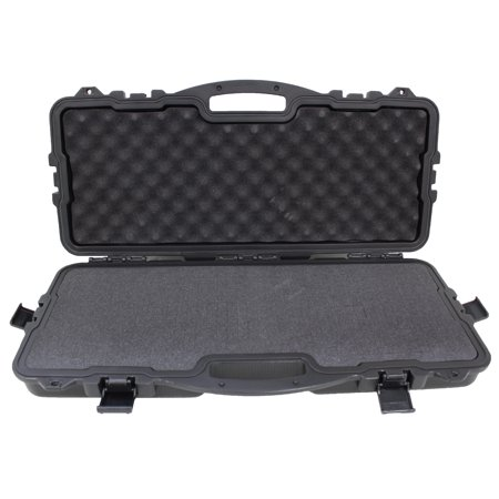 SAS Takedown Bow Hard Case with Pluck Foam and Locking Holes for Competition Bow Foam Bow Case