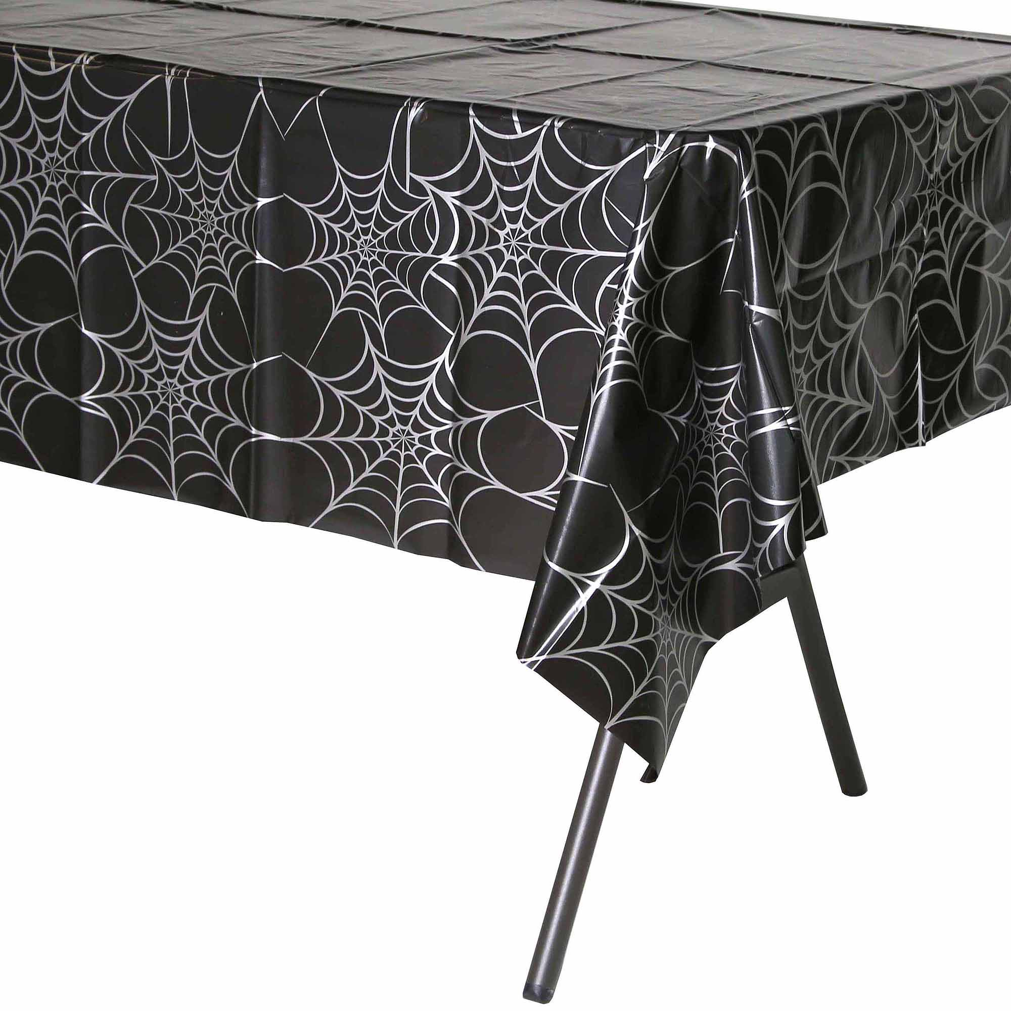 Nice Spider Web Table Cover