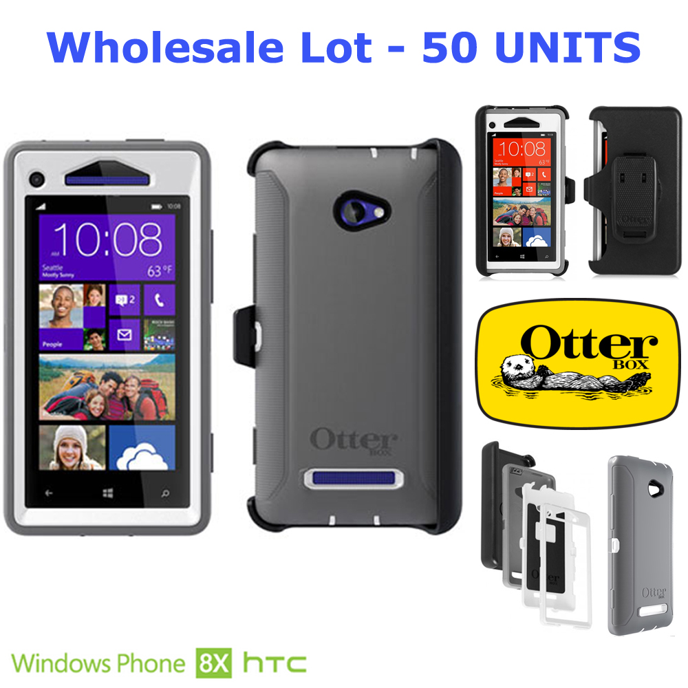 Otterbox Defender Series Case for HTC Windows Phone 8X (W...