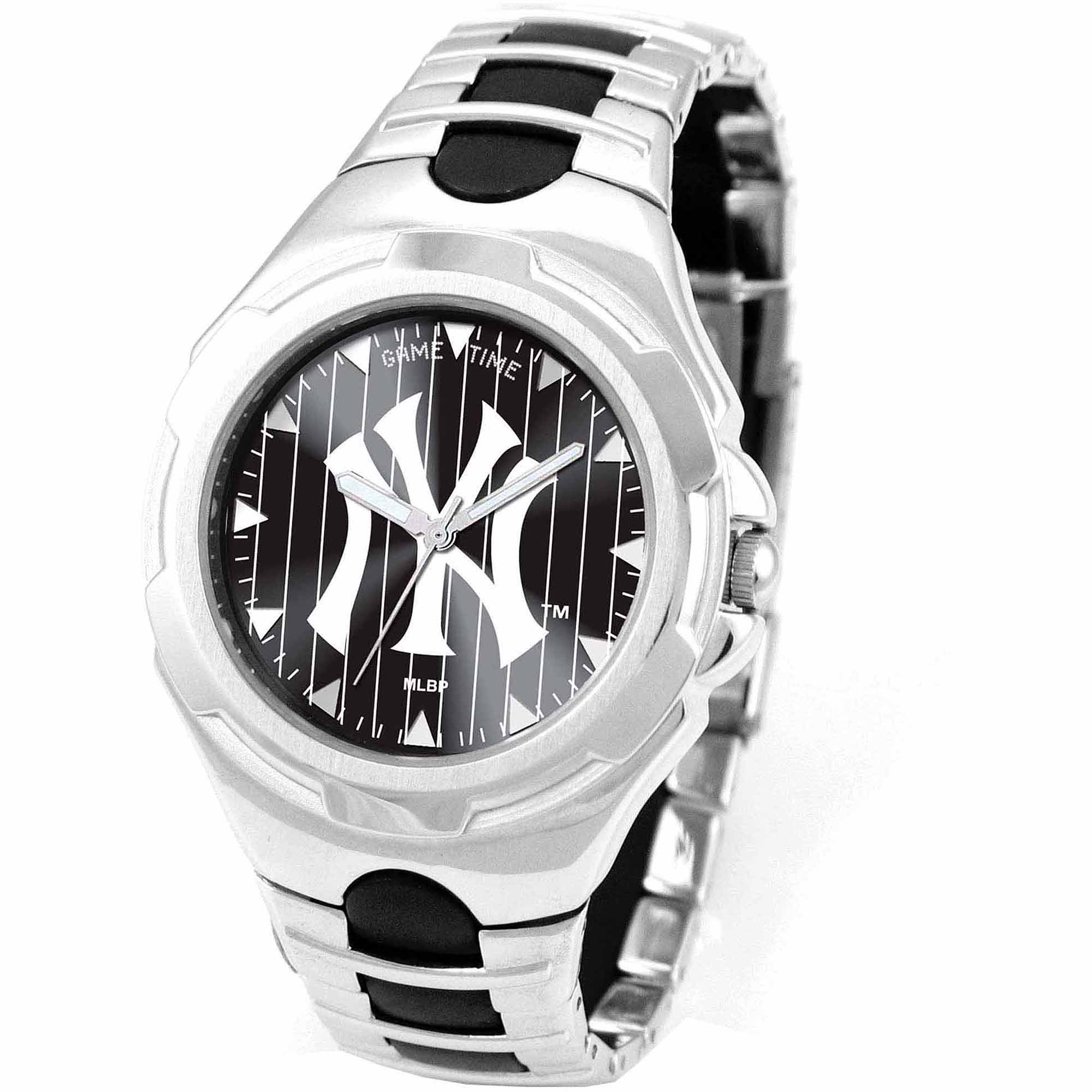 Game Time MLB Men's New York Yankees Victory Series Watch