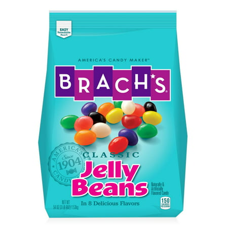 Product of Brach's Classic Jelly Beans, 54 oz. [Biz Discount]](Orange Jelly Beans)