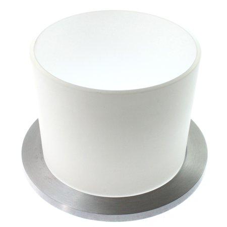 Philips Lightolier D6a04x5 Architectural Decorative Vetro For 6  Downlight