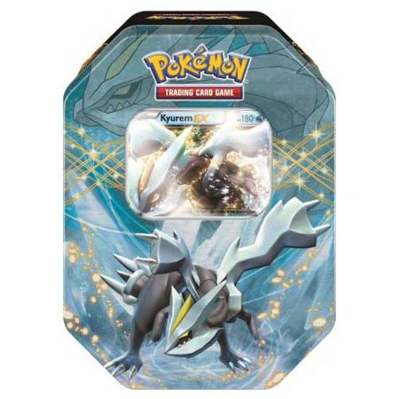 Pokemon Best of 2014 Kyurem-EX Collector Tin